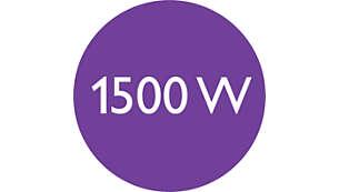 1500W,溫和吹整