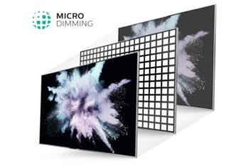 Micro Dimming optimizira kontrast televizora