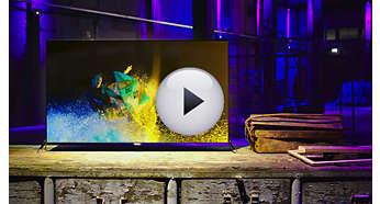 Technologia Natural Motion zapewnia płynność, a jednocześnie ostrość ruchomych obrazów