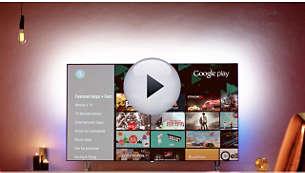 Android und Hex Core für das ultimative Ultra HD-Erlebnis