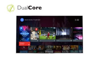 """""""Dual Core"""" apdorojimas ir """"Android"""" OS užtikrina nepriekaištingą veikimą"""