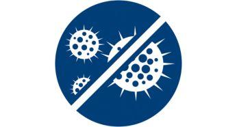 Антиаллергенный эффект: идеально для людей, страдающих от астмы и аллергии