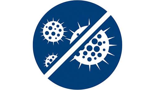 Anti-allergi, ideelt til astma og allergikere