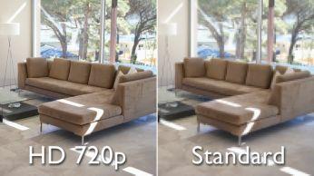 Video HD per una visualizzazione cristallina