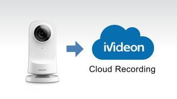 Riproduzione cloud e archiviazione video, powered by Ivideon