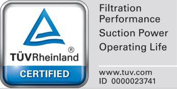 TÜV sertifikācija uzticamiem rezultātiem