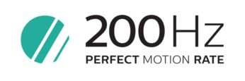 200 Hz PMR – kad judantys vaizdai būtų sklandūs