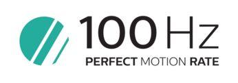100 Hz PMR – kad judantys vaizdai būtų aiškūs