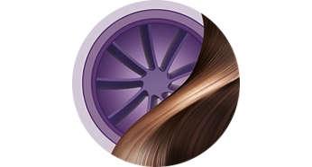 SPA 技術可讓秀髮與頭皮備受尊寵