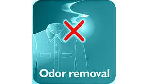 Uklanja miris cigareta, hrane i tijela