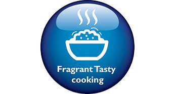 """""""FragrantTaste"""" tăng cường hấp thu độ ẩm tối đa"""
