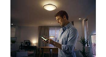 Плавно затъмняване без усилия и без нужда от ново окабеляване на вашия дом