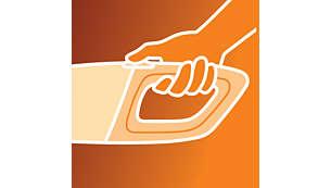 Ergonomic handle design for easy grip