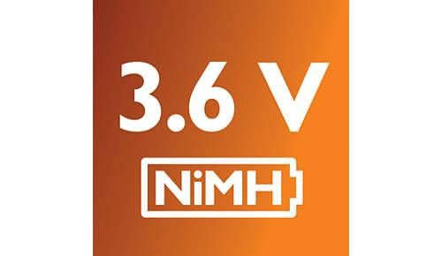 NiMh-batterij voor dagelijks gebruik