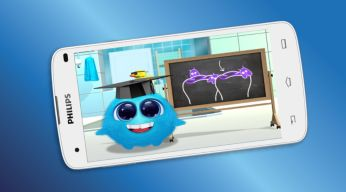 L'application interactive motive les enfants au brossage