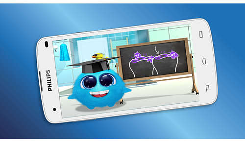 Interactive app gets kids excited about brushing