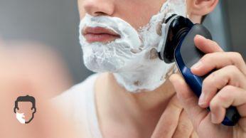 Dzięki uszczelnieniu Aquatec możesz wybrać wygodne golenie na sucho lub odświeżające golenie na mokro