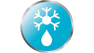 Función para descongelar cuidadosamente para biberones