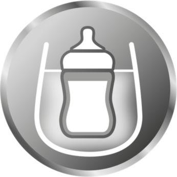 Автоматическое поддержание температуры и отключение