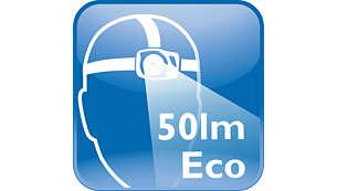 Luz LED ecológica de 50lm para una inspección rápida