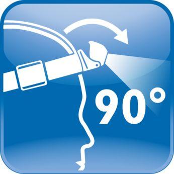 Поворотный держатель лампы (90°)
