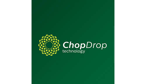 ChopDrop-technologie