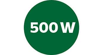 Powerful 300W motor