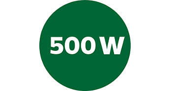 Silnik o dużej mocy 500W