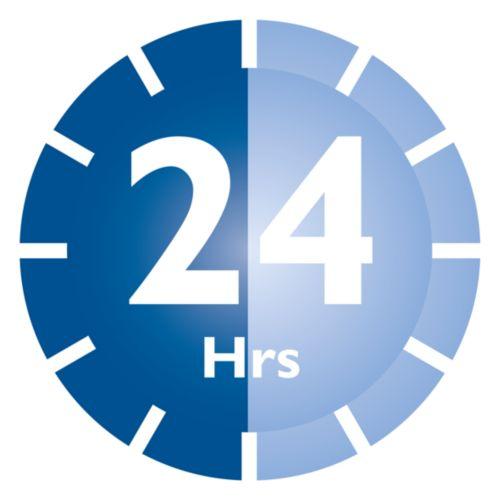 Sterylność do 24godzin (bez otwierania pokrywki)