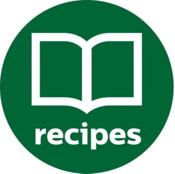 Libro de recetas gratuito con recetas inspiradoras para la parrilla