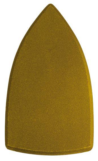 100% aluminium soleplate for uniform heating