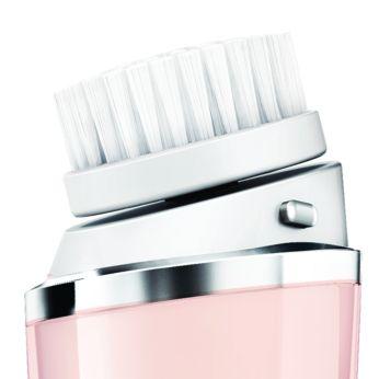 Un nettoyage 10fois supérieur pour une peau propre et douce