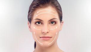 1 minute program (timer) for the full face.