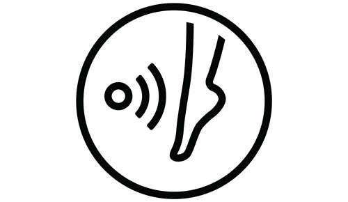 De SmartSkin sensor adviseert de ideale lichtintensiteit op basis van je huidtype