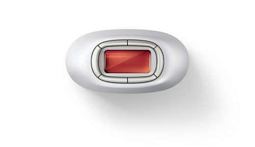 Include un accessorio di precisione per un trattamento sicuro del viso