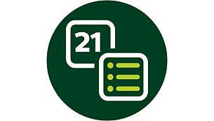 21 funções