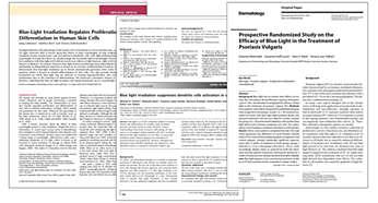 Amélioration significative des symptômes des plaques démontrée dans des études
