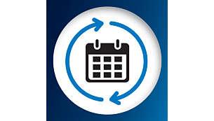 Sustituir cada 4 meses para prolongar la vida útil del aparato