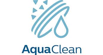 Do 5000 filiżanek* bez odkamieniania dzięki filtrowi AquaClean