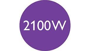 2100W de potencia de secado rápido de alto rendimiento