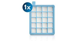 EPA10 plaunamas variklio filtras