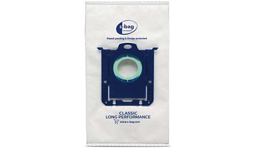 s-bag® Classic Long Performance Original-Staubbeutel