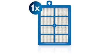HEPA13-uitblaasfilter voor uitstekende filtratie