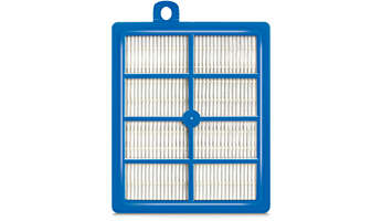 HEPA13 exhaust filter for excellent filtration
