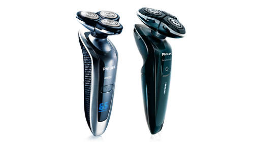 Replacement shaving head for SensoTouch 3D and arcitec shavers