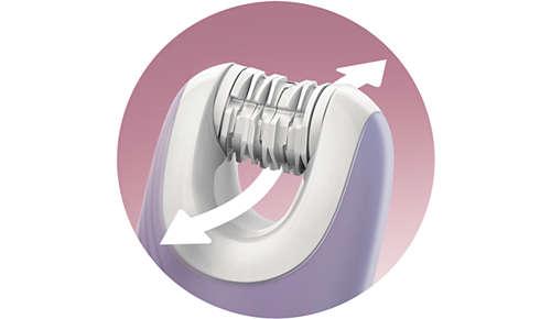 Système ouvert pour une meilleure hygiène & visibilité