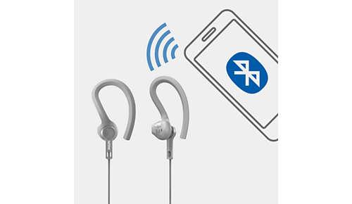 Ondersteunt Bluetooth® 4.1, HSP/HFP/A2DP/AVRCP