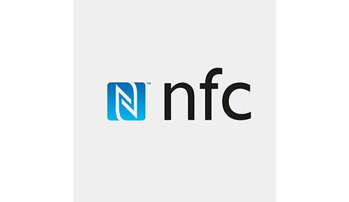 NFC-verbinding met één tik voor eenvoudig koppelen met Bluetooth®