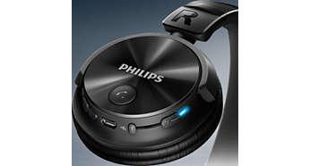 Technologie Bluetooth® pour une utilisation pratique sans fil
