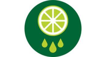 Incluez des feuilles et des noix dans vos boissons